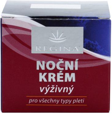 Regina Traditional crema de noapte nutritiva pentru toate tipurile de ten 3