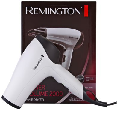 Remington Dryers Power Volume 2000 fén na vlasy 2