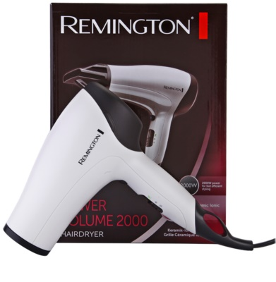 Remington Dryers Power Volume 2000 sušilec za lase 2