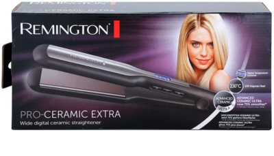 Remington Straighteners Pro-Ceramic Extra alisador de cabelo 2