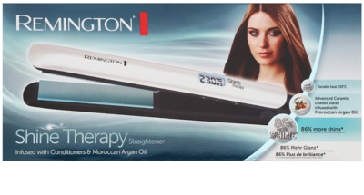 Remington Straighteners Shine Therapy праска для волосся 1