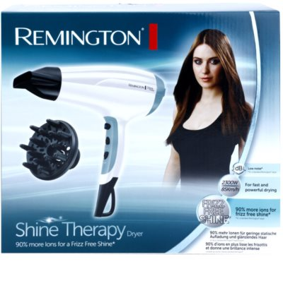 Remington Shine Therapy D5216 secador de pelo 2