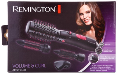 Remington Stylers Volume & Curl moldeador-secador 4