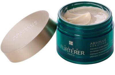 Rene Furterer Absolue Kératine obnovující maska pro extrémně poškozené vlasy 1