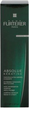 Rene Furterer Absolue Kératine obnovitvena krema brez spiranja za ekstremno poškodovane lase 2