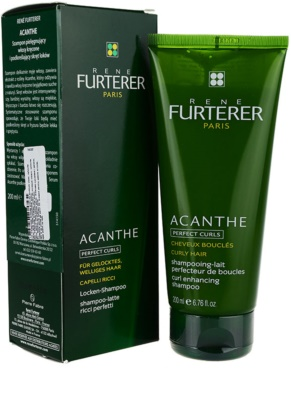 Rene Furterer Acanthe шампунь для кучерявого волосся 1