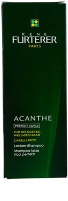 Rene Furterer Acanthe шампунь для кучерявого волосся 2