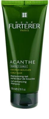 Rene Furterer Acanthe шампунь для кучерявого волосся