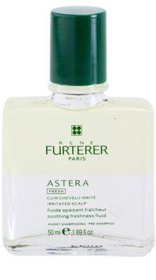 Rene Furterer Astera заспокоююча вода для волосся для подразненої шкіри голови