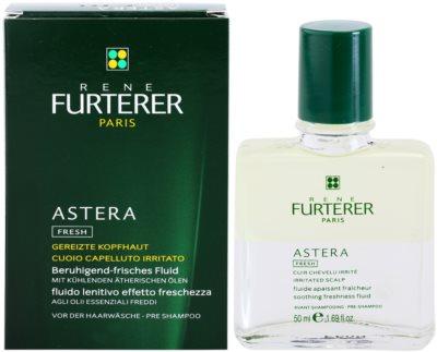 Rene Furterer Astera apa de par calmanta pentru scalp iritat 2
