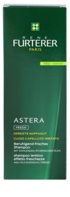 Rene Furterer Astera Soothing Freshness Shampoo With Cold Essential Oils, Irritated Scalp 2