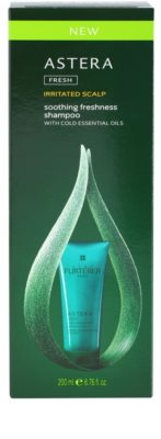 Rene Furterer Astera Soothing Freshness Shampoo With Cold Essential Oils, Irritated Scalp 3