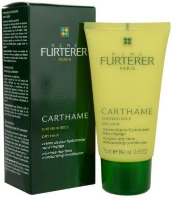 Rene Furterer Carthame balsam  (nu necesita clatire) pentru par uscat 1
