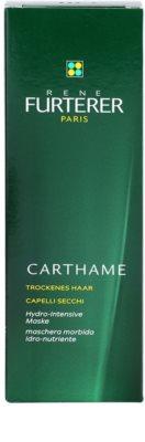 Rene Furterer Carthame хидратираща и подхранваща маска  за суха коса 3