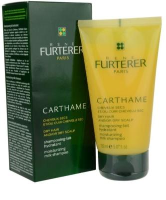 Rene Furterer Carthame Shampoo für trockenes Haar 1
