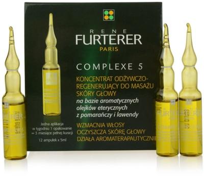 Rene Furterer Complexe 5 regenerierende Kur 1