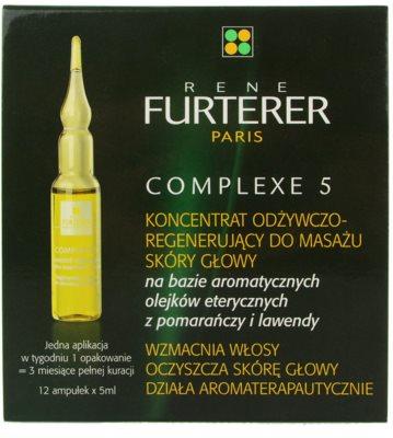 Rene Furterer Complexe 5 відновлююча сироватка 2
