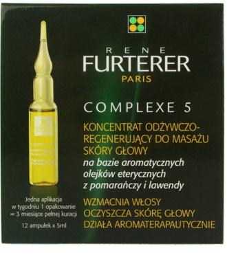 Rene Furterer Complexe 5 regenerierende Kur 2
