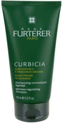 Rene Furterer Curbicia das Reinigungsshampoo für fettiges Haar