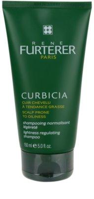 Rene Furterer Curbicia szampon oczyszczający do włosów przetłuszczających