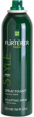 Rene Furterer Style Finish spray para dar forma al cabello fijación fuerte 1