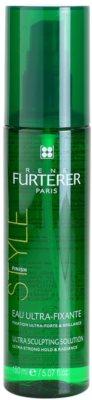 Rene Furterer Style Finish concentrat pentru fixare si stralucire
