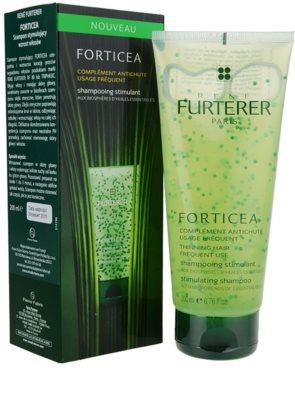 Rene Furterer Forticea champú anticaída del cabello 2