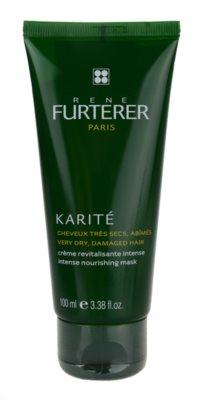 Rene Furterer Karité mascarilla nutritiva para cabello muy seco y dañado