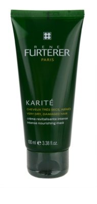 Rene Furterer Karité Maske mit ernährender Wirkung für sehr trockenes und beschädigtes Haar