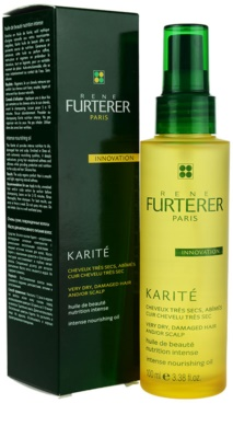 Rene Furterer Karité Oil for Dry and Damaged Hair 2