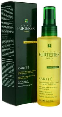 Rene Furterer Karité óleo para cabelo seco a danificado 2