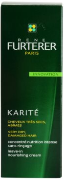 Rene Furterer Karité nicht auszuspülende cremige Pflege für trockenes und beschädigtes Haar 2