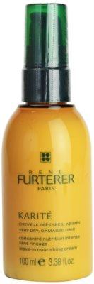 Rene Furterer Karité nicht auszuspülende cremige Pflege für trockenes und beschädigtes Haar