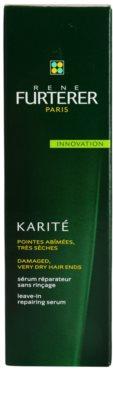 Rene Furterer Karité sérum sin aclarado para cabello seco y dañado 1