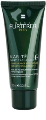 Rene Furterer Karité tratament de noapte intensiv pentru par uscat si deteriorat
