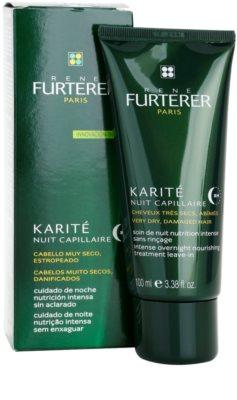 Rene Furterer Karité intensive Nachtpflege für trockenes und beschädigtes Haar 1