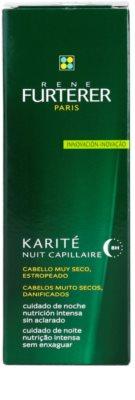 Rene Furterer Karité intensive Nachtpflege für trockenes und beschädigtes Haar 4