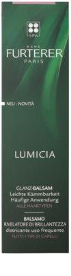 Rene Furterer Lumicia odżywka do włosów nadająca połysk i łatwe rozczesywanie 2