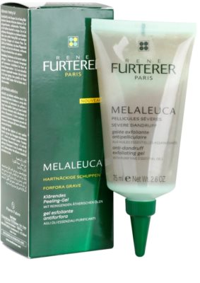 Rene Furterer Melaleuca gel exfoliant anti matreata 1