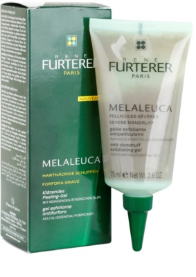 Rene Furterer Melaleuca gel exfoliante anti-caspa 1