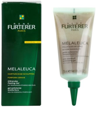 Rene Furterer Melaleuca gel exfoliant anti matreata 2
