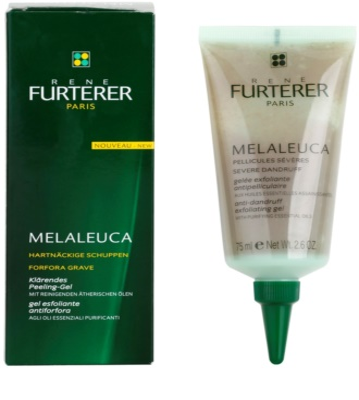 Rene Furterer Melaleuca gel exfoliante anti-caspa 2