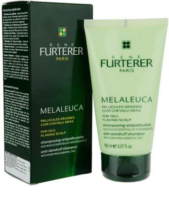 Rene Furterer Melaleuca Shampoo gegen fettige Schuppen 1