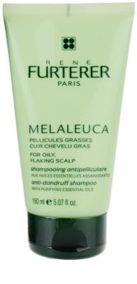 Rene Furterer Melaleuca Shampoo gegen fettige Schuppen