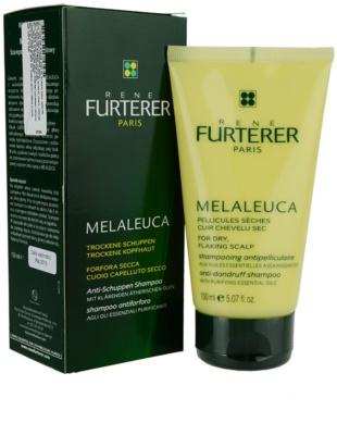Rene Furterer Melaleuca Shampoo gegen trockene Schuppen 1