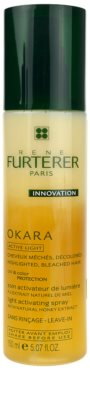 Rene Furterer Okara Active Light spray para cabello teñido