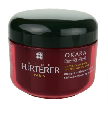 Rene Furterer Okara Protect Color Maske für gefärbtes Haar