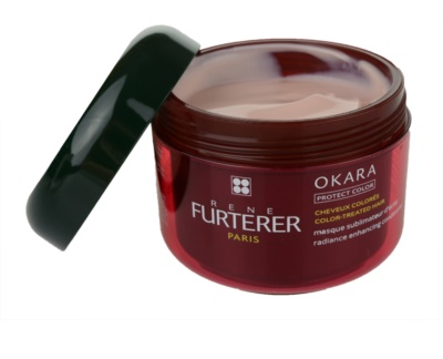Rene Furterer Okara Protect Color Maske für gefärbtes Haar 1