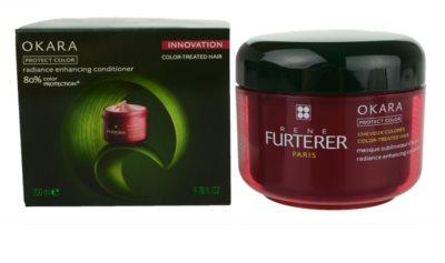 Rene Furterer Okara Protect Color Maske für gefärbtes Haar 2