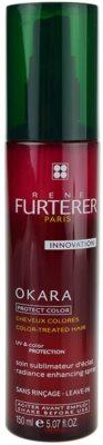 Rene Furterer Okara Protect Color balsam  (nu necesita clatire) pentru par vopsit